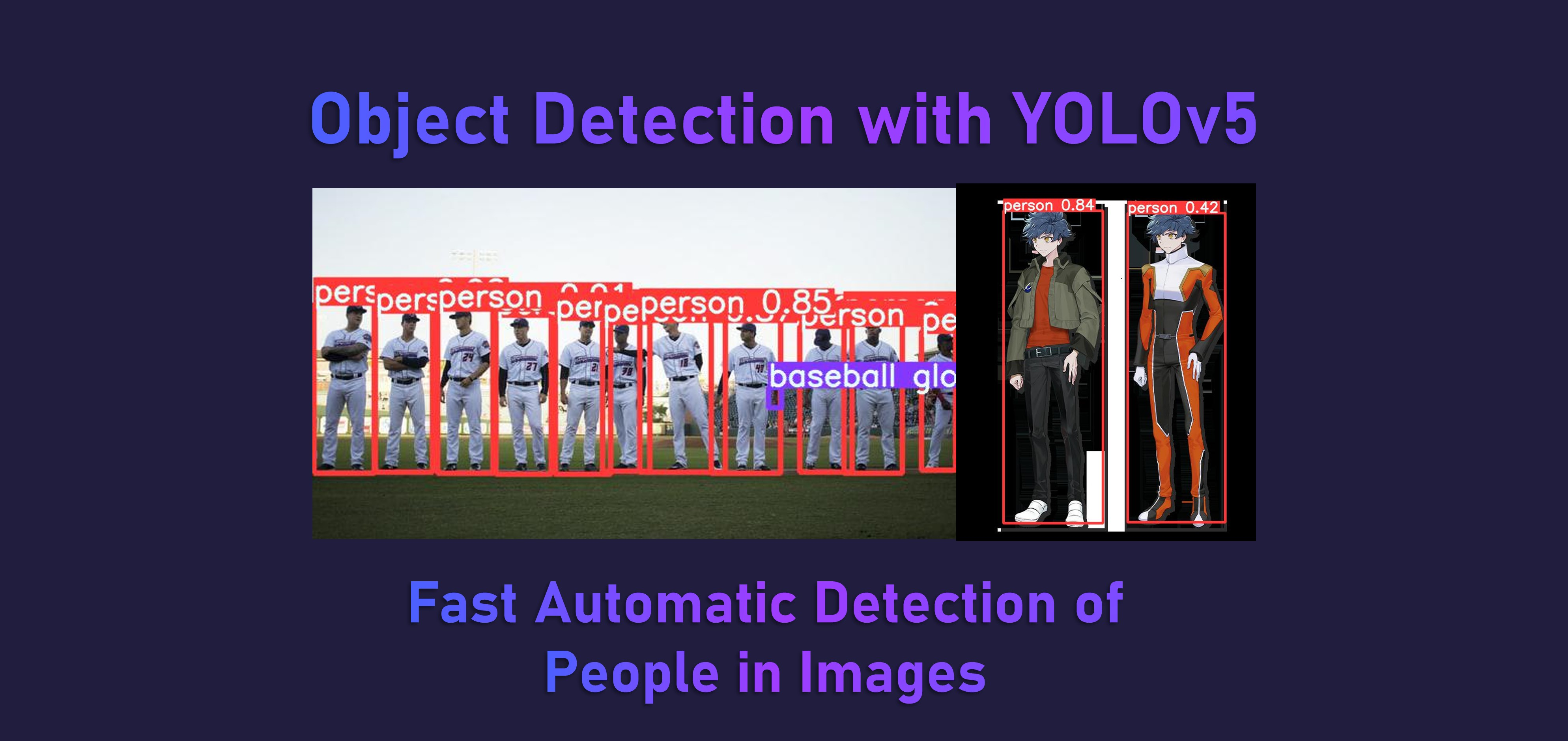 Object Detection with YOLOv5: Detecting People in Images
